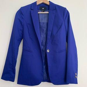 🎂 H&M Blue Blazer